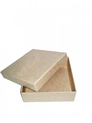 Caixa 20x20x6 tampa sapato - MDF 3 MM