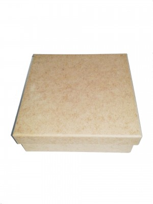 Caixa 23x23x7 tampa sapato - MDF 3 MM