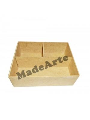 Caixa vinho e taça -  Noivos  23x18x7 - MDF 3 MM