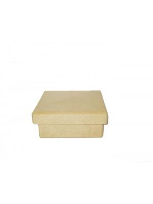 Caixa 9x9x4 - MDF 3 MM