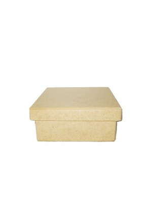 Caixa 12x12x5 tampa sapato - MDF 3 MM