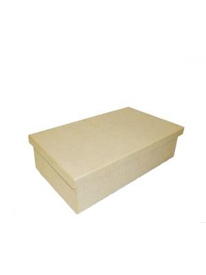 Caixa 40x22x10 tampa sapato - MDF 6 MM