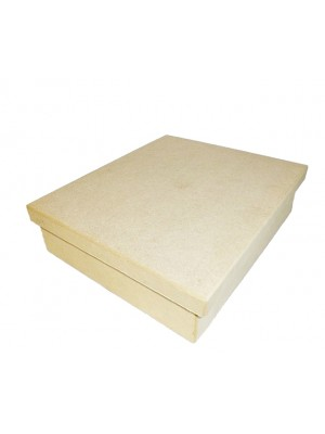 Caixa  30x25x7.5 tampa sapato - MDF 6 MM