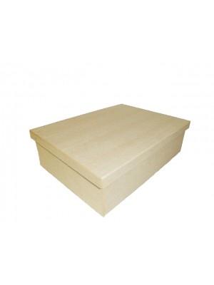 Caixa 36x26x10.5 tampa sapato - MDF 6 MM
