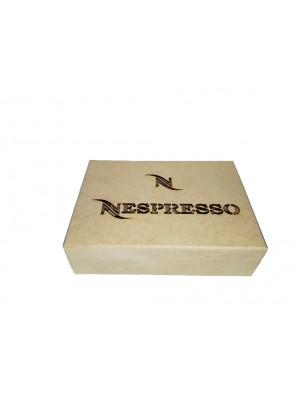 Caixa 15 capsulas Café - 29,5X22X8 - NES