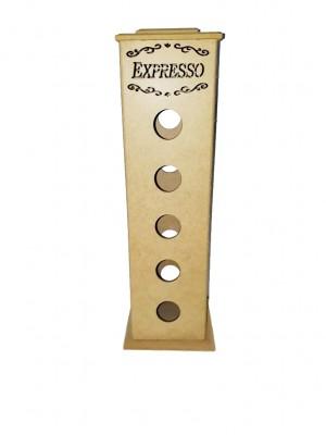 Torre fixa - Expresso - 20 capsulas NES - 10X10X38