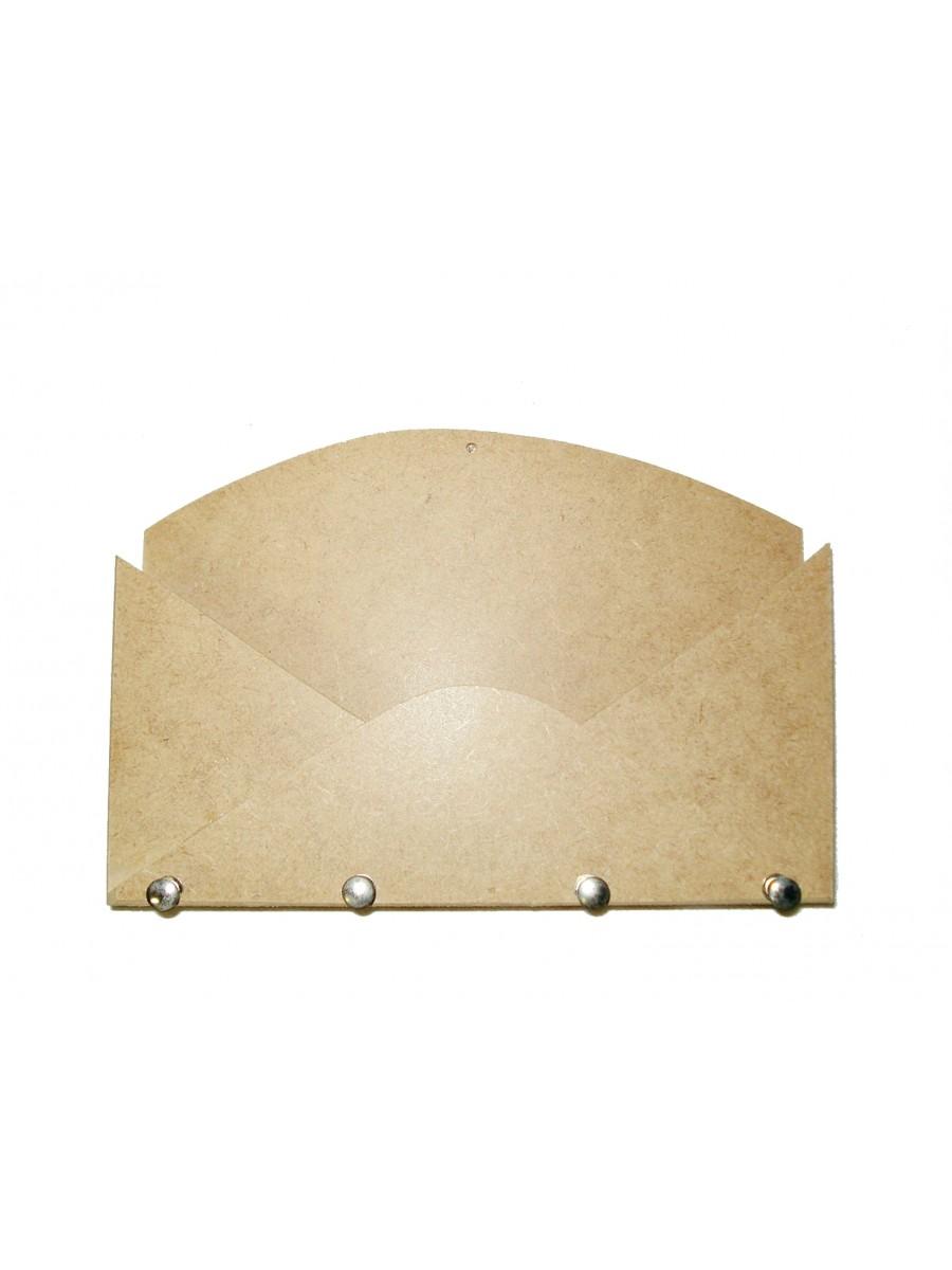 Porta chave carta - 24x5x16.5