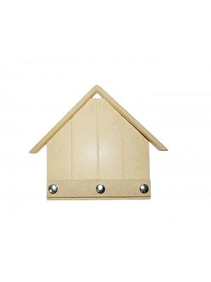 Porta chave casa 1 - 16.5x14.5