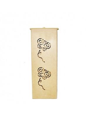 Porta Papel Higiênico Borboleta para 3 rolos