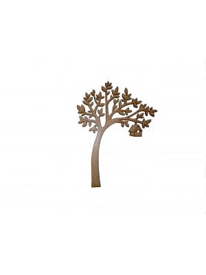 Árvore casa passarinho - 10x13