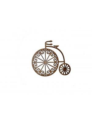 Bicicleta retrô - 8.5x7.5