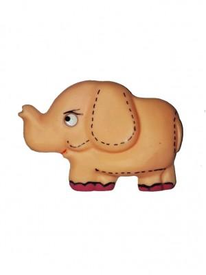 Elefante 6x4 - Kit 2 peças biscuit