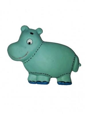 Hipopótamo 6.5x5 - Kit 2 peças biscuit