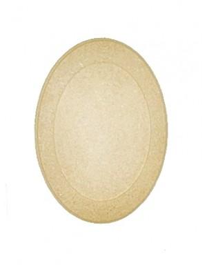 Moldura oval 1 - 24,5x17