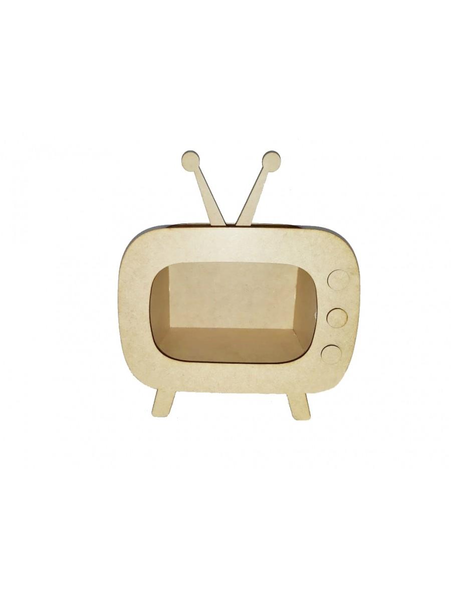 Televisão retrô - 25x18x12,5
