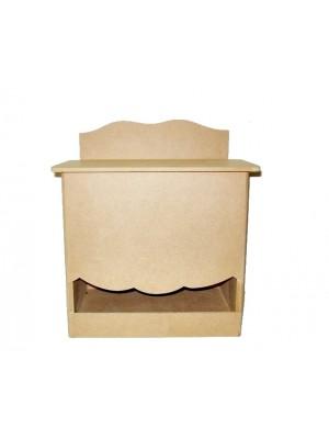 Porta fralda - 23.5x12.5x27.5