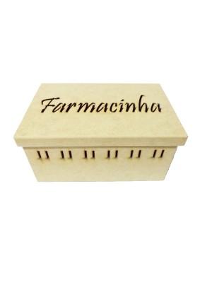 Caixa farmacinha passa fita - 29x19x13.5 - MDF 6 MM