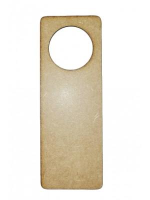 Porta maçaneta - 8.5x24