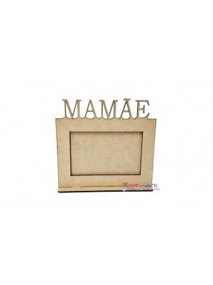 Porta retrato 10x15 base - Mamãe