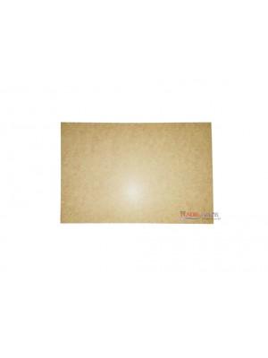 Placa Retangular 30x20 cm - kit c/ 10 UNIDADES