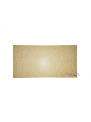 Placa Retangular 40x20 cm - kit c/ 5 UNIDADES