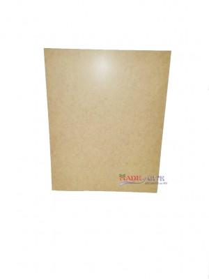 Placa Retangular 40x50 cm - kit c/ 10 UNIDADES