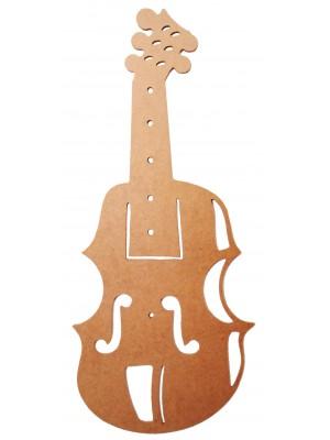 Violino vazado - 26x60