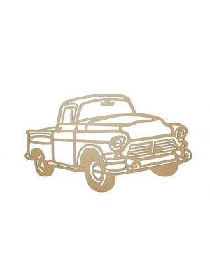 Caminhão 2 Ford - 42x25