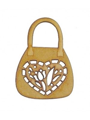 Bolsa 1 - coração vazado - 5.5x7.2