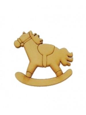 Cavalinho balanço - 7.3x6.8