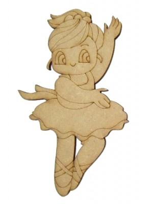 Bailarina - 8.5x14