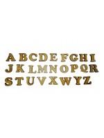 Alfabeto completo Cooper P - Kit 26 peças