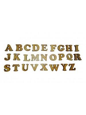 Alfabeto completo Cooper G -  Kit 26 Letras