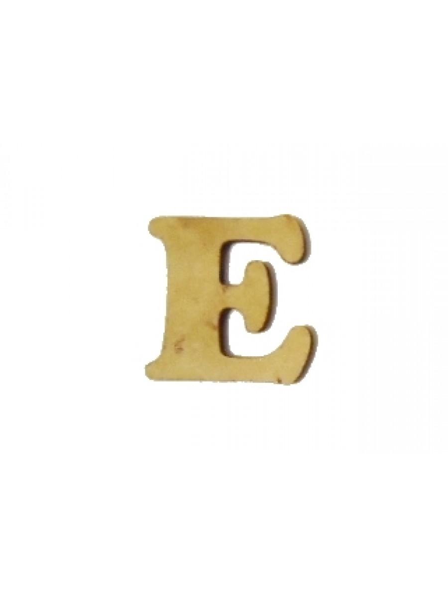 Letra E - Cooper P - 1.5 CM