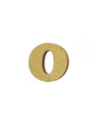 Letra O - Cooper P - 1.5 CM
